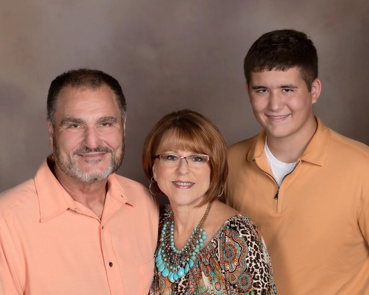 Pastor Ron & Linda Baldridge