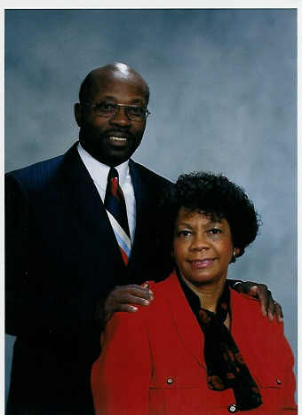 Reverend and Mrs. Marvin and Diana Hill