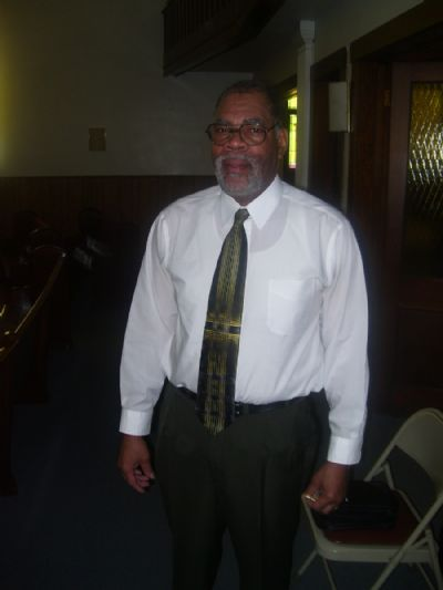 "Mr. Jerome ""Jerry"" D. Richardson"